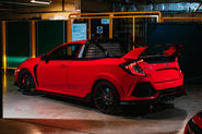Honda Civic Type R Pickup Truck concept revealed
