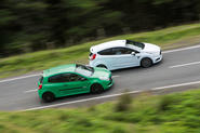 Renaultsport Clio 200 vs Ford Fiesta ST