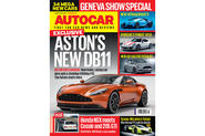 Autocar cover 2 March