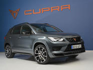 296bhp Cupra Ateca revealed as first car from Seat performance brand