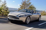 Aston Martin DB11 Volante 2018 review