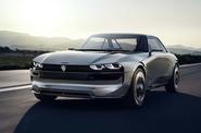 Peugeot e-Legend concept unveiled