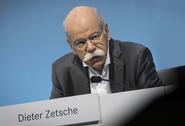 Mercedes boss Dieter Zetsche