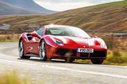 Driving Solo in a Ferrari