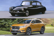 DS 19 DS 7 Crossback