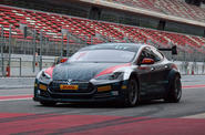 Racing Tesla Model S specifications revealed ahead of Electric GT season