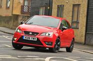 Seat Ibiza Cupra long-term test review: interior highlights