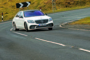 Mercedes-AMG S65 shows off the joys of the V12