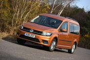 Volkswagen Caddy Maxi Life 1.4 TSI 125 DSG