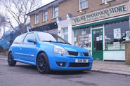 Life with a used Renaultsport Clio 182: new coilovers ordered