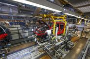 Vauxhall Ellesmere factory