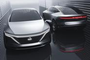 Nissan IMS saloon concept
