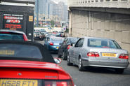 Emissions diesel London