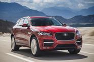 Jaguar F-Pace 2.0-litre diesel