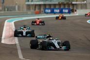 Abu Dhabi Bottas Hamilton