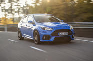 Ford Focus RS spec
