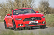 2016 Ford Mustang 2.3 Ecoboost Convertible