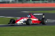 Driving a Formula 3 car at Silverstone