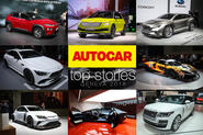 2018 Geneva motor show preview