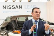 Carlos Ghosn cheap EV future