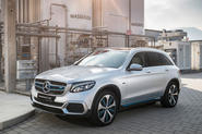 Mercedes GLC fuel cell