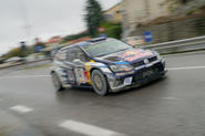 Co-driving with two-time WRC champion Marcus Grönholm