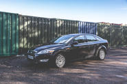 2008 Ford Mondeo hero front