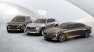 Pininfarina and Hybrid Kinetic Group reveal two EV SUVs