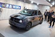 Honda e at Frankfurt motor show - front