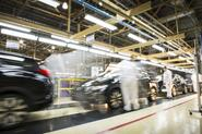 Honda production line - Swindon