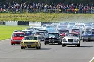 Historic Racing Drivers' Club event