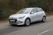 The Hyundai i20 1.4 CRDi SE starts from £14,725