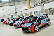 Hyundai: How to run a World Rally Team