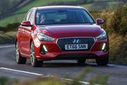 2017 Hyundai i30 1.0 T-GDi 120 SE Nav front view