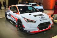 Hyundai RM19 concept at LA motor show - front