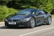 BMW i8 Cropley on cars