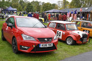 Seat Ibiza Cupra long-term test review: trying out a hillclimb