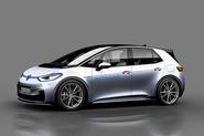 Volkswagen ID 3 R rendering
