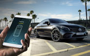 Mercedes Me app unlocking