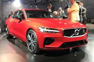 2018 Volvo S60 to face 3 Series with keener handling and plug-in variants