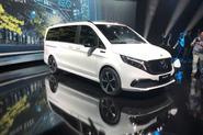 Mercedes-Benz EQV official reveal - front