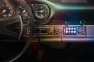 Porsche PCCM infotainment official images - single DIN