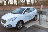 Hyundai ix35 Fuel Cell long-term test review: refuelling is child's play