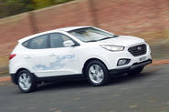 Hyundai ix35 Fuel Cell long-term test