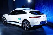 Jaguar I-Pace Waymo