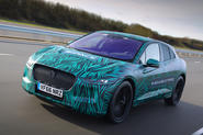 Jaguar I-Pace: first pics of production-spec electric SUV