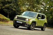 Jeep Renegade long-term test review: first report