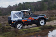 "Suzuki Jimny's ""underwhelming"" safety systems earn three-star NCAP"