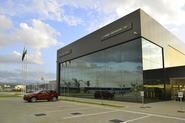 Jaguar Land Rover factory in Brazil