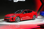 Kia Stinger range to gain diesel and electrified powertrains